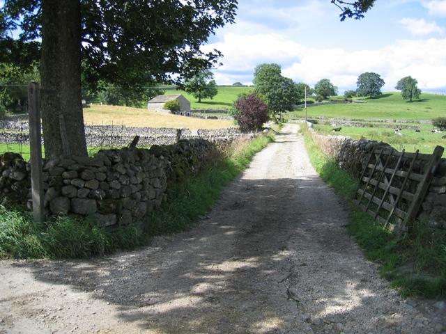 Back Lane, Kirkby Malham