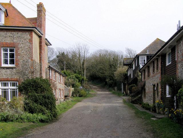 Silver Lane, Bishopstone.
