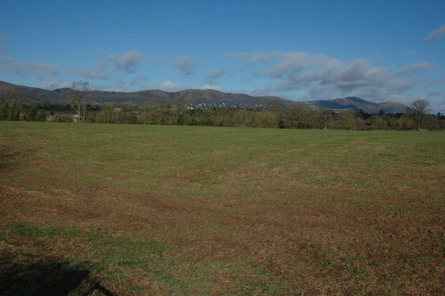 Farmland at Little Welland