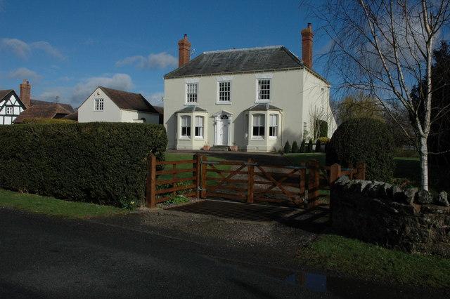 The Old Vicarage, Castlemorton