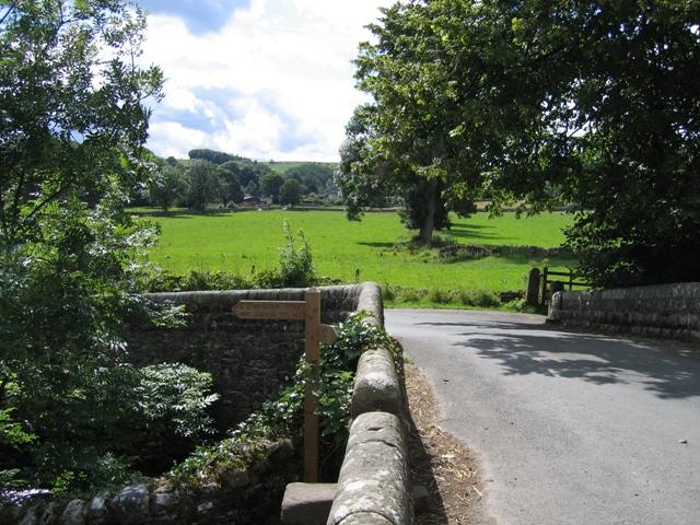 Hanlith Bridge towards Kirkby Malham