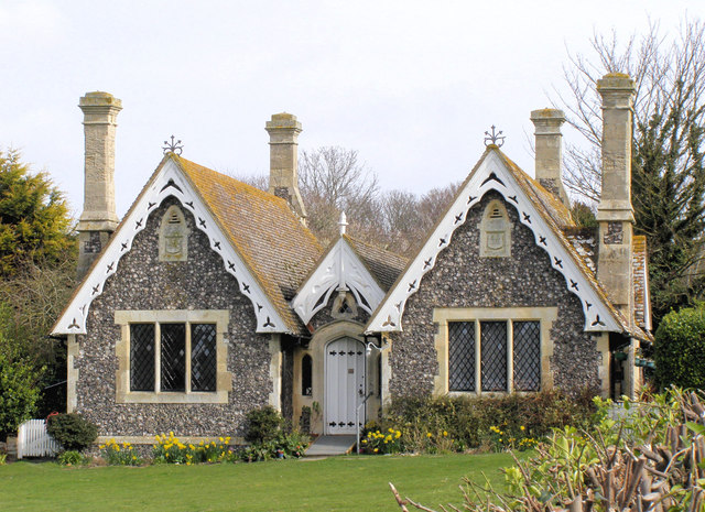 Almshouses, Bishopstone