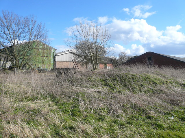 Farm Buildings at Glapwell