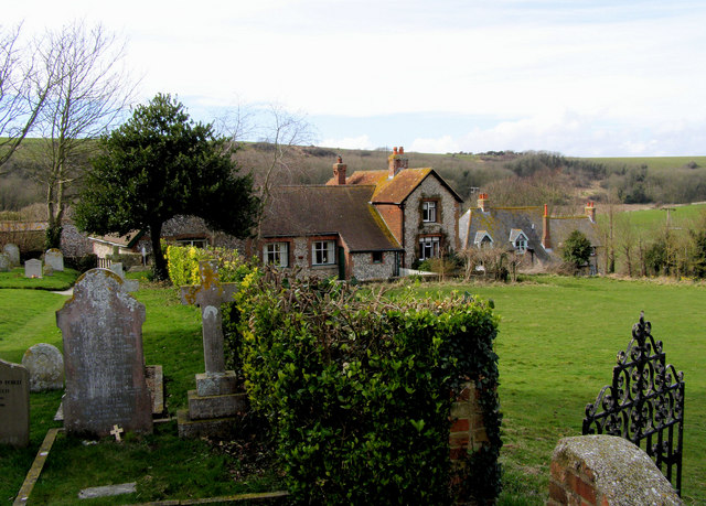 The Old School House, Bishopstone