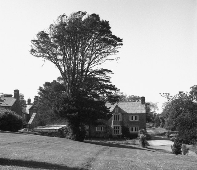 Grounds of Bochym Manor, Cornwall