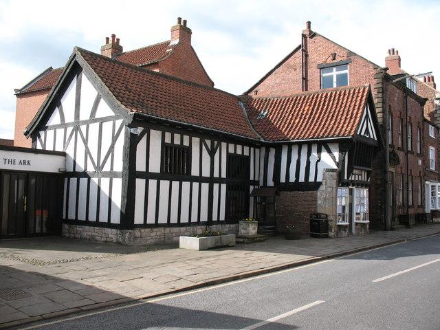 Timber framed building, Tadcaster