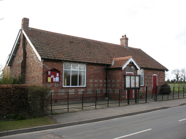 Acaster Malbis Memorial Hall