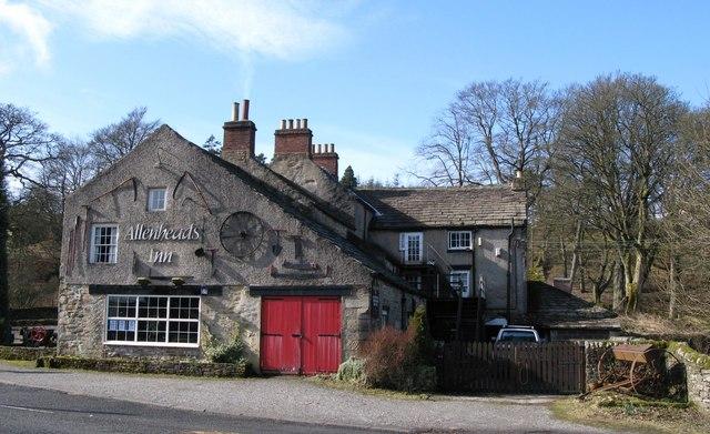 The Allenheads Inn (3)