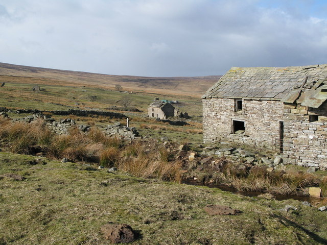 Ruins above Allenheads (3)