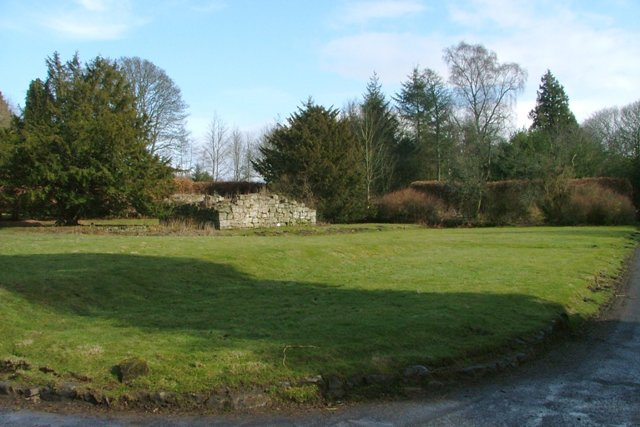 Remains of a Bastle, Ray Demesne
