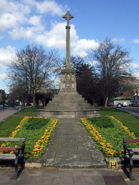 War Memorial, St Giles'
