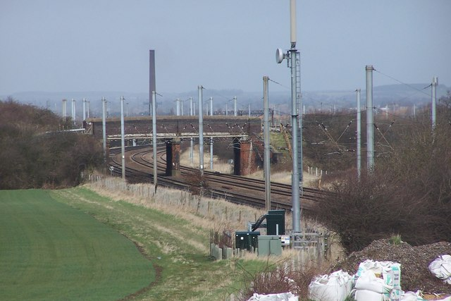 Railway Bridge near Millbrook