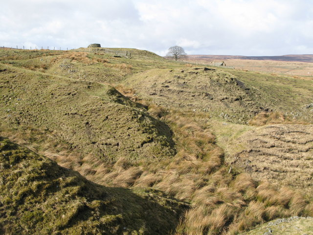 Former mining area