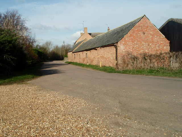 Glebe Farm Buildings Thurning