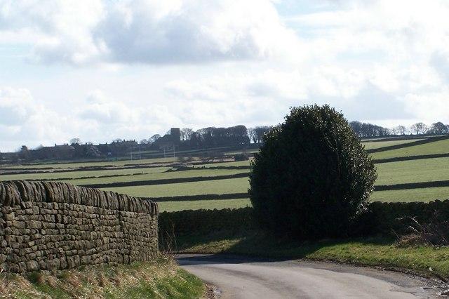 Stone Moor Road, near Stocksbridge