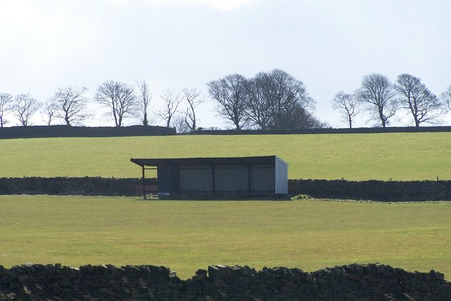 Stocksbridge Rugby Club Spectators' Stand