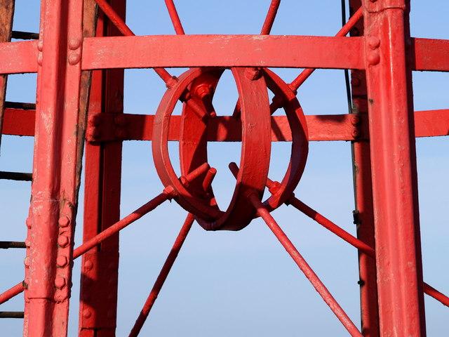 Red Lighthouse Brace
