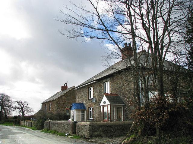 Cottages at Mambury Cross