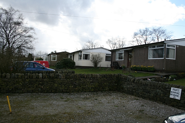 Prefabs at Heptonstall