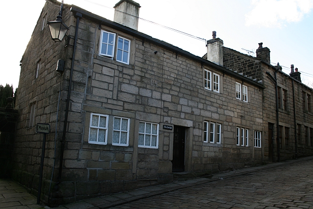 Cloth Hall, Heptonstall