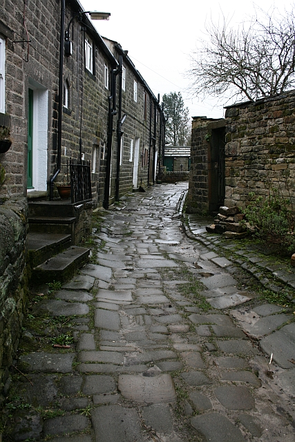 West Laithe, Heptonstall