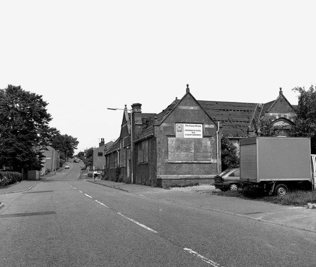 Cronkeyshaw School, Rochdale