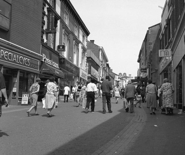 Yorkshire Street, Rochdale