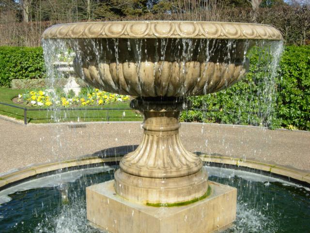 Fountain in Regent's Park