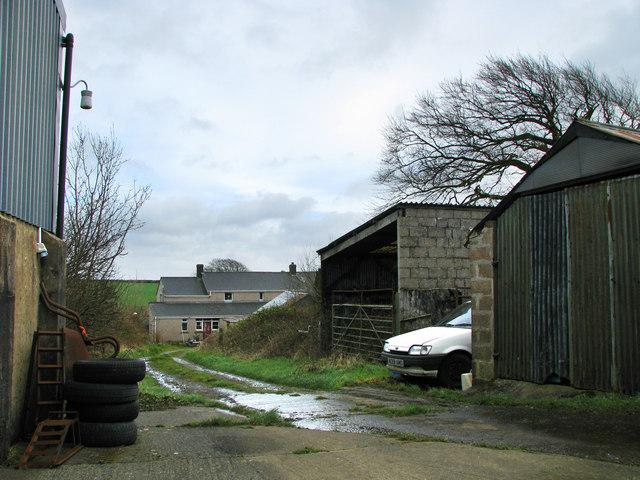 Eastacott Farm