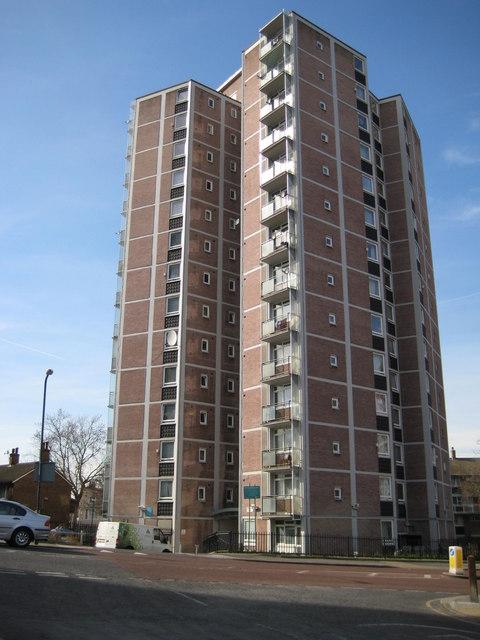 Woolwich: 71 - 177 Frances Street, SE18
