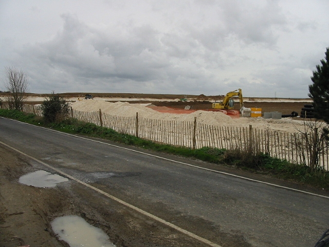 Site of Thanet Earth