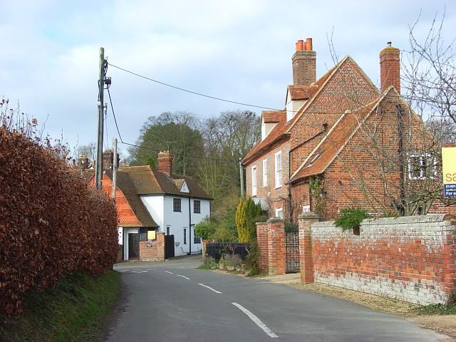 Thorpe Street, Aston Upthorpe