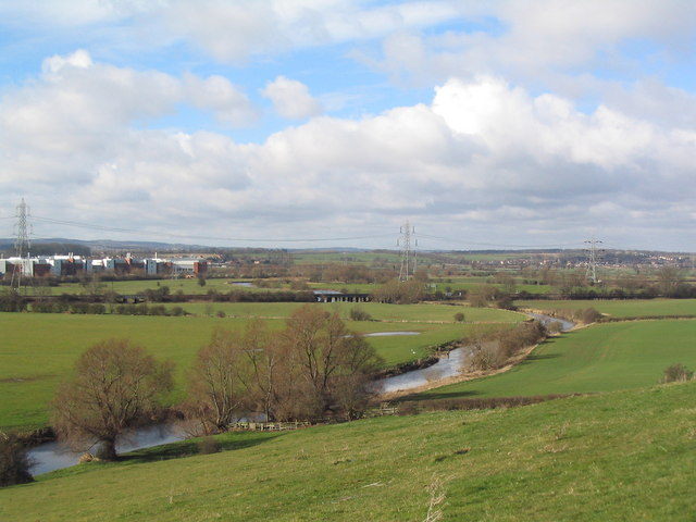 The Soar valley