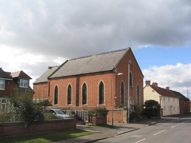 Wesleyan Methodist Chapel, Sutton Bonington