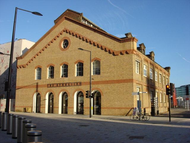"""""""The Gymnasium"""", Pancras Road"""