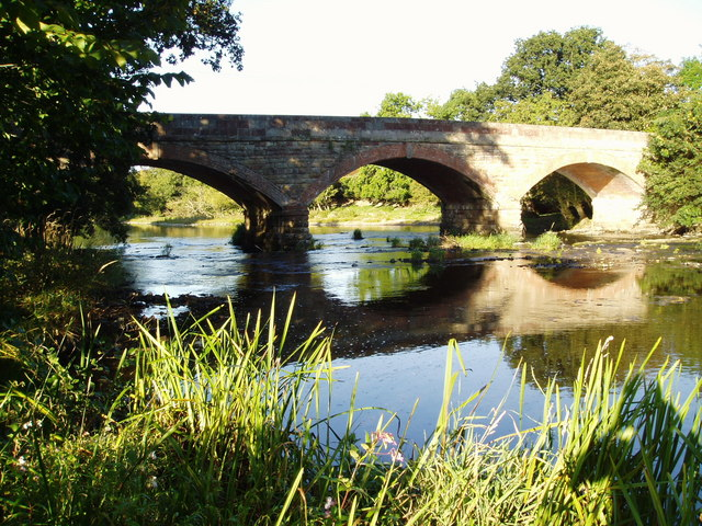 River Severn, Cilgwrgan Bridge