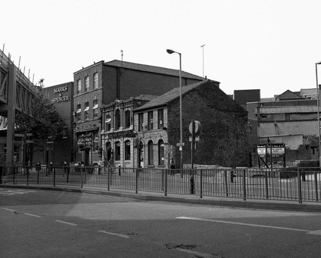 Baillie Street, Rochdale, Lancashire