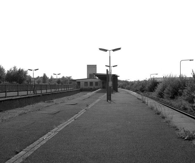Rochdale station