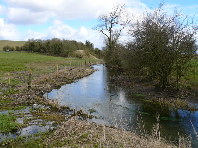 Avebury - The River Kennet
