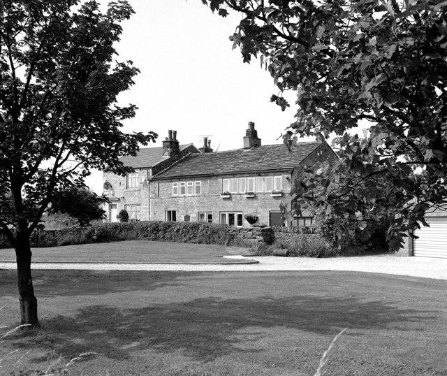 'Antioch', Hollingworth Lake, near Rochdale