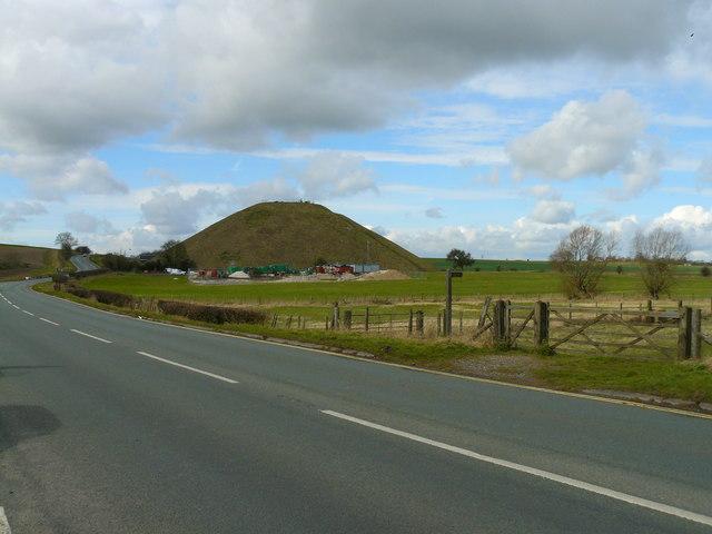 Avebury - Silbury Hill