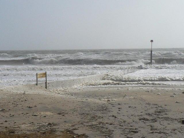 Bournemouth: groyne №15