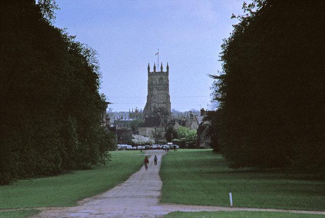 Cirencester Park, Cirencester, Gloucestershire