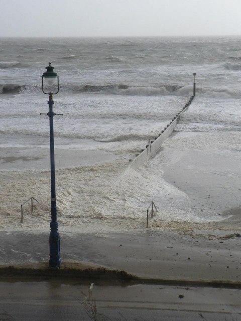 Bournemouth: groyne №16