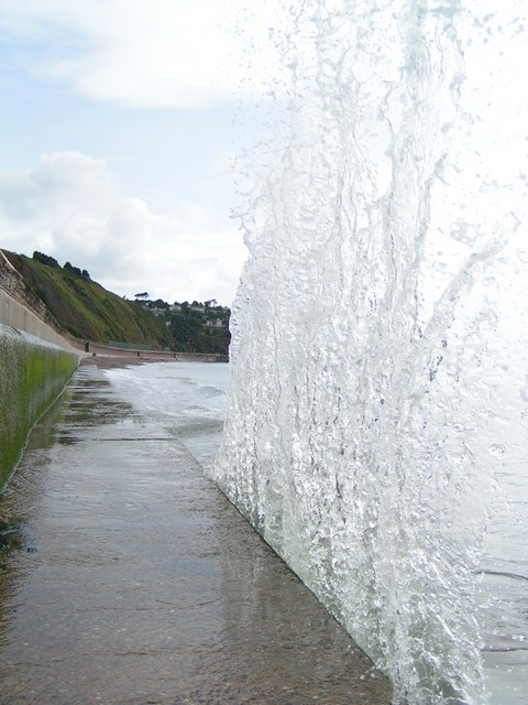 Wall of Water