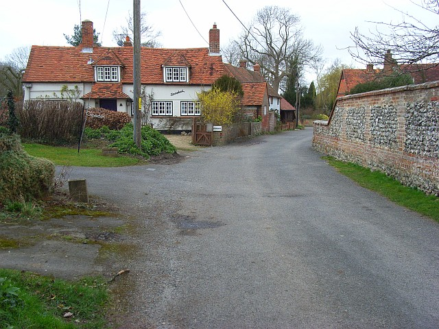 Church Road, Blewbury