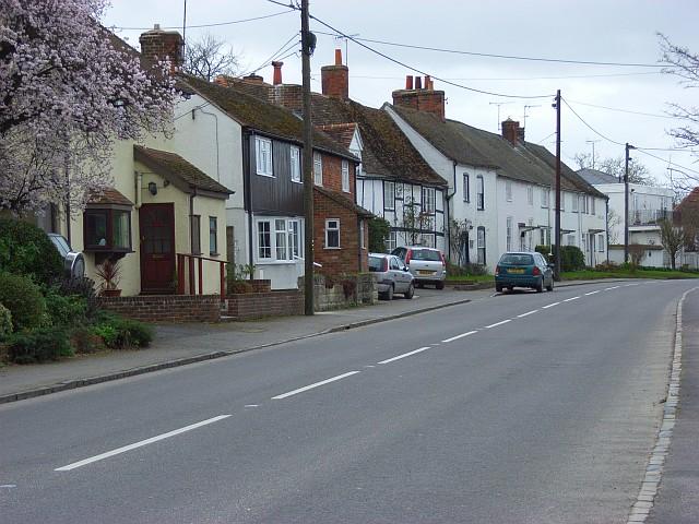 London Road, Blewbury