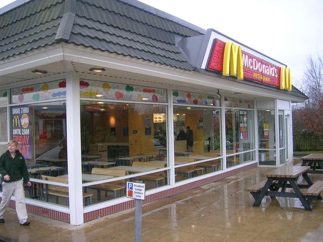 Mcdonalds Restaurant Near Me