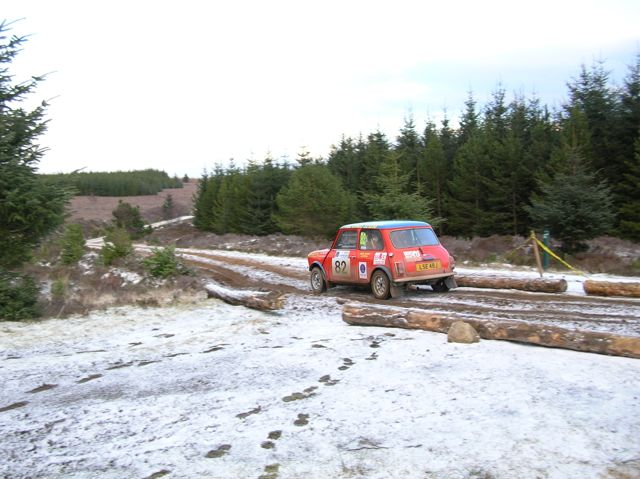 Junction of Forestry Tracks