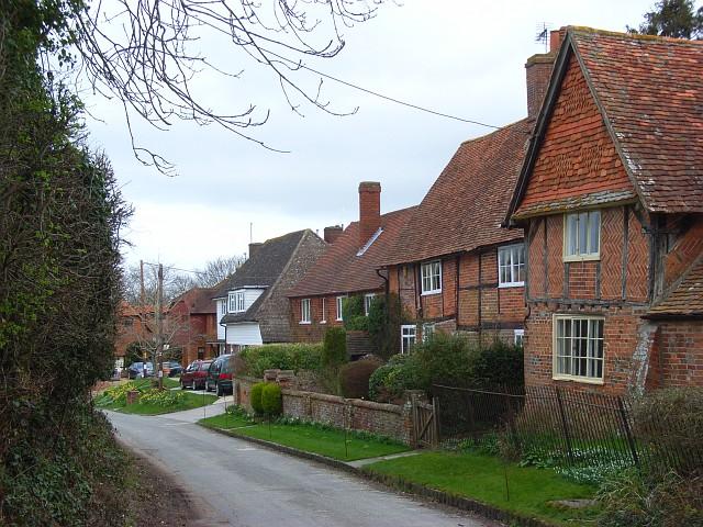Chapel Lane, Blewbury